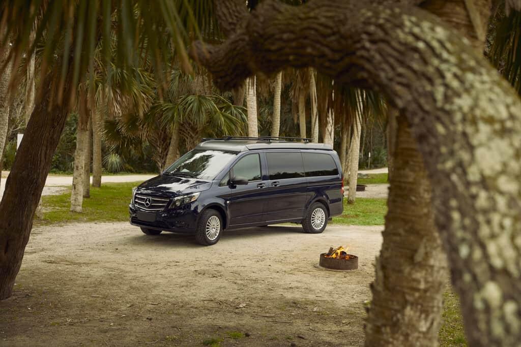 Mercedes-Benz Vito erobert die US-amerikanische Vanlife-Szene