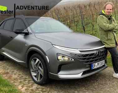 (2020) Hyundai Nexo - Das Wasserstoff-SUV mit Brennstoffzelle im Test - Preis, Reichweite & Antrieb