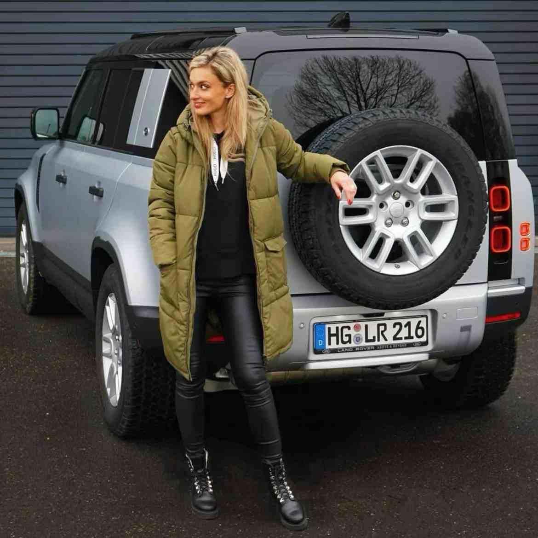 #Land #Rover #Defender P400 S MHEV - Die #Ikone 2020? - #Offroad mit 400 PS