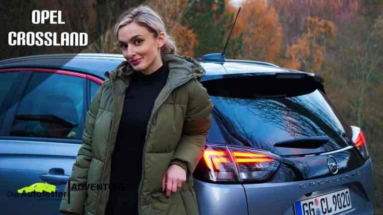 ( 2021 ) Opel Crossland GS-Line - Crossover trifft Performance-SUV -Fahrbericht