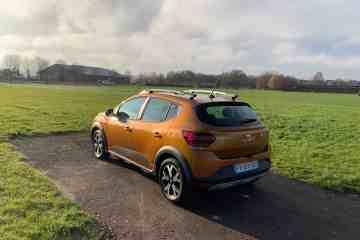Dacia Sandero Stepway mit Autogas-Antrieb - Braucht man mehr Auto?