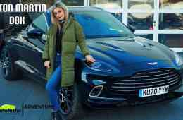 Aston Martin DBX (2021) - Erstes Aston Martin SUV mit 550 PS - Test I Review I Sound