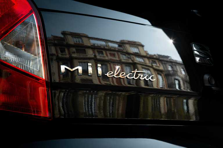SEAT Mii electric nun als Sondermodell Power Charge