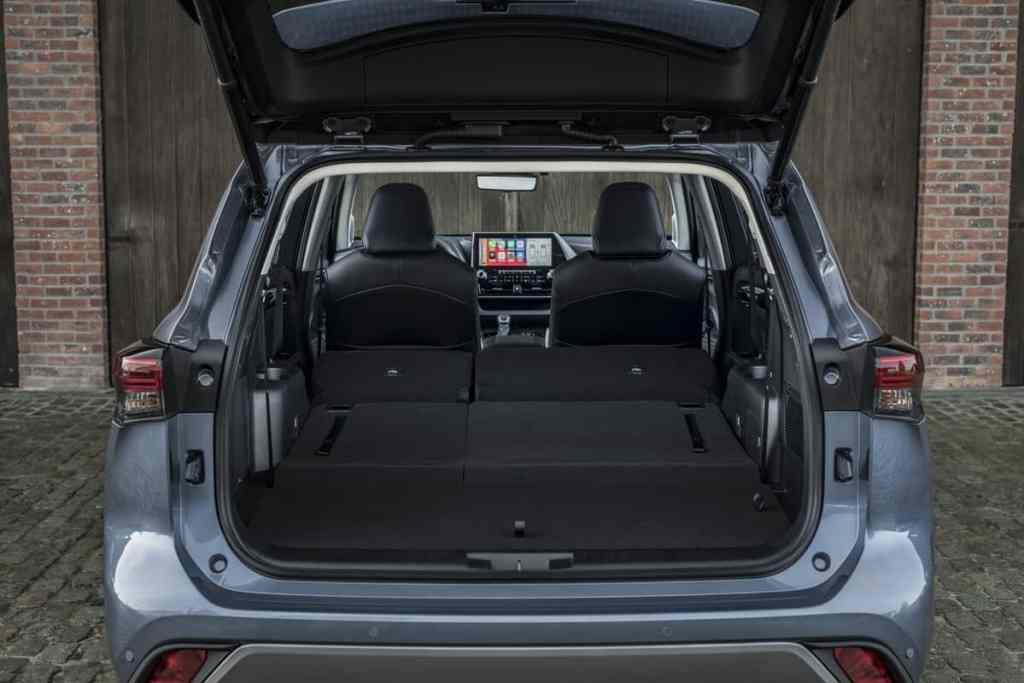 Neuer Toyota Highlander kommt mit Hybrid- und Allradantrieb