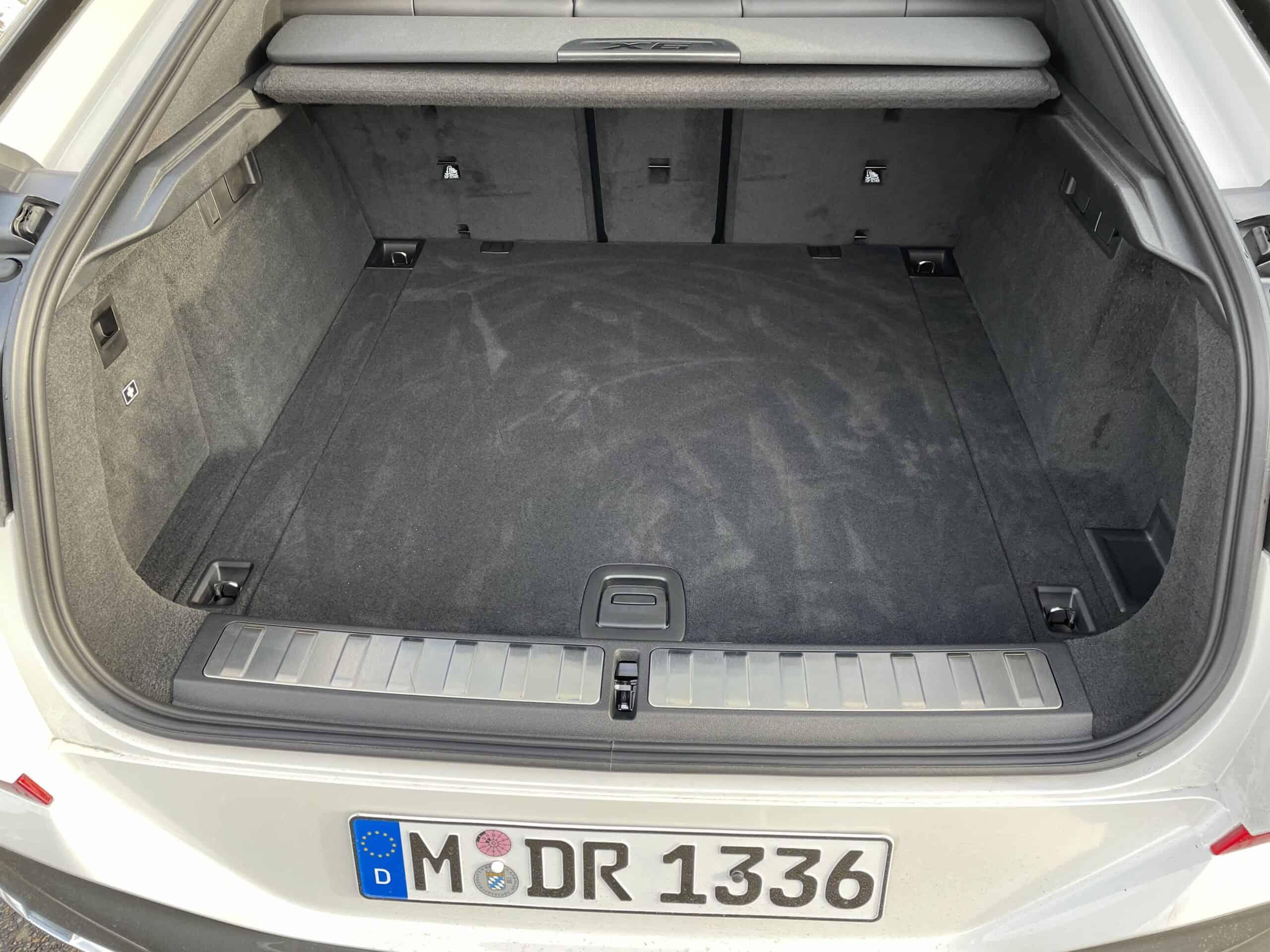 BMW X6 Diesel 3.0 Mild-Hybrid (2021) Kofferraum