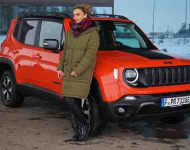 (2021) Jeep Renegade Trailhawk PHEV