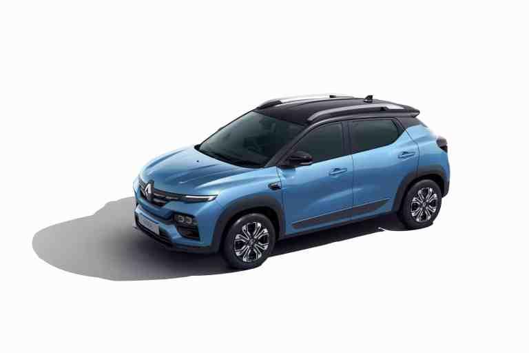 Renault Kiger.