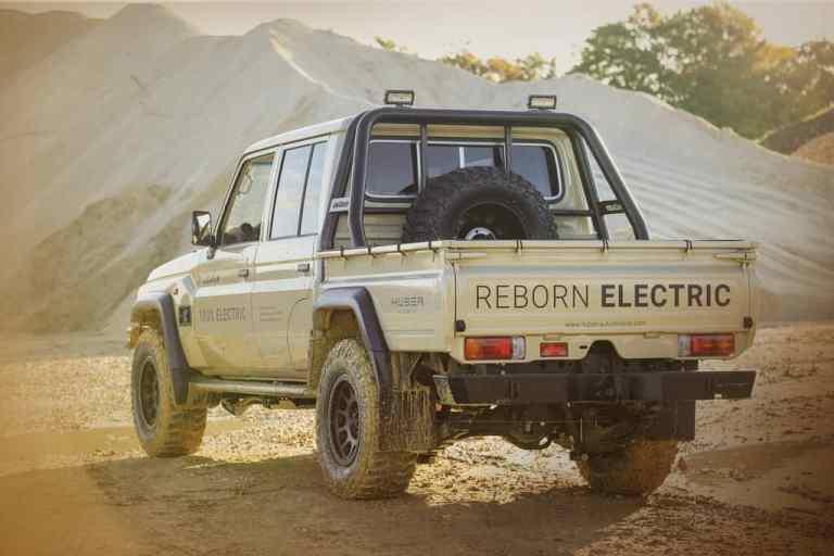 RUN-E Electric Cruiser.