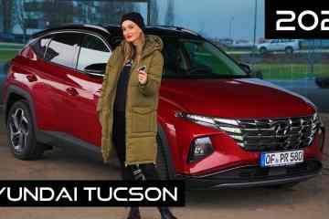 2021 Hyundai Tucson Mildhybrid