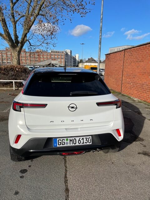 Opel Mokka 1.2 Turbo (2021) - Neues SUV
