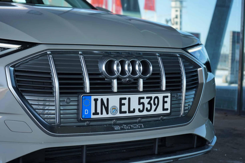 Audi e-tron 55 Advanced quattro