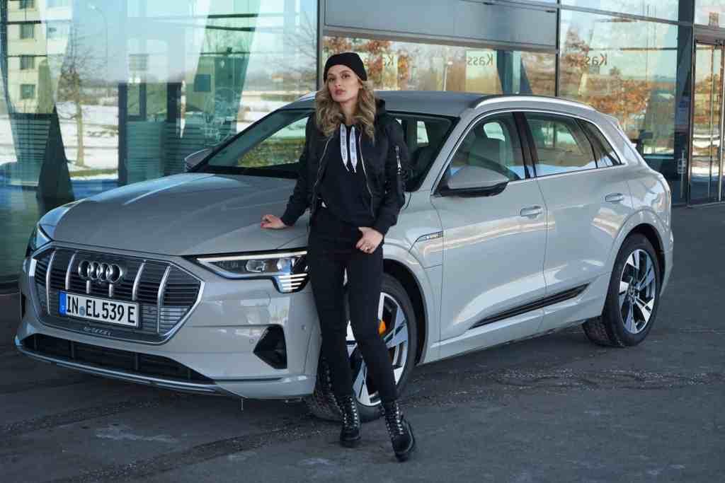 Audi e-tron 55 Advanced quattro, KBA