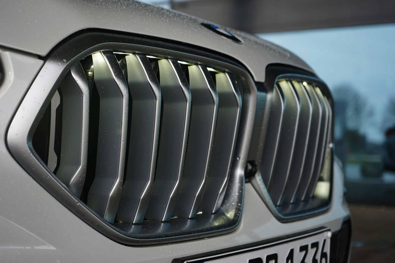 BMW X6 xDrive 30d, Niere