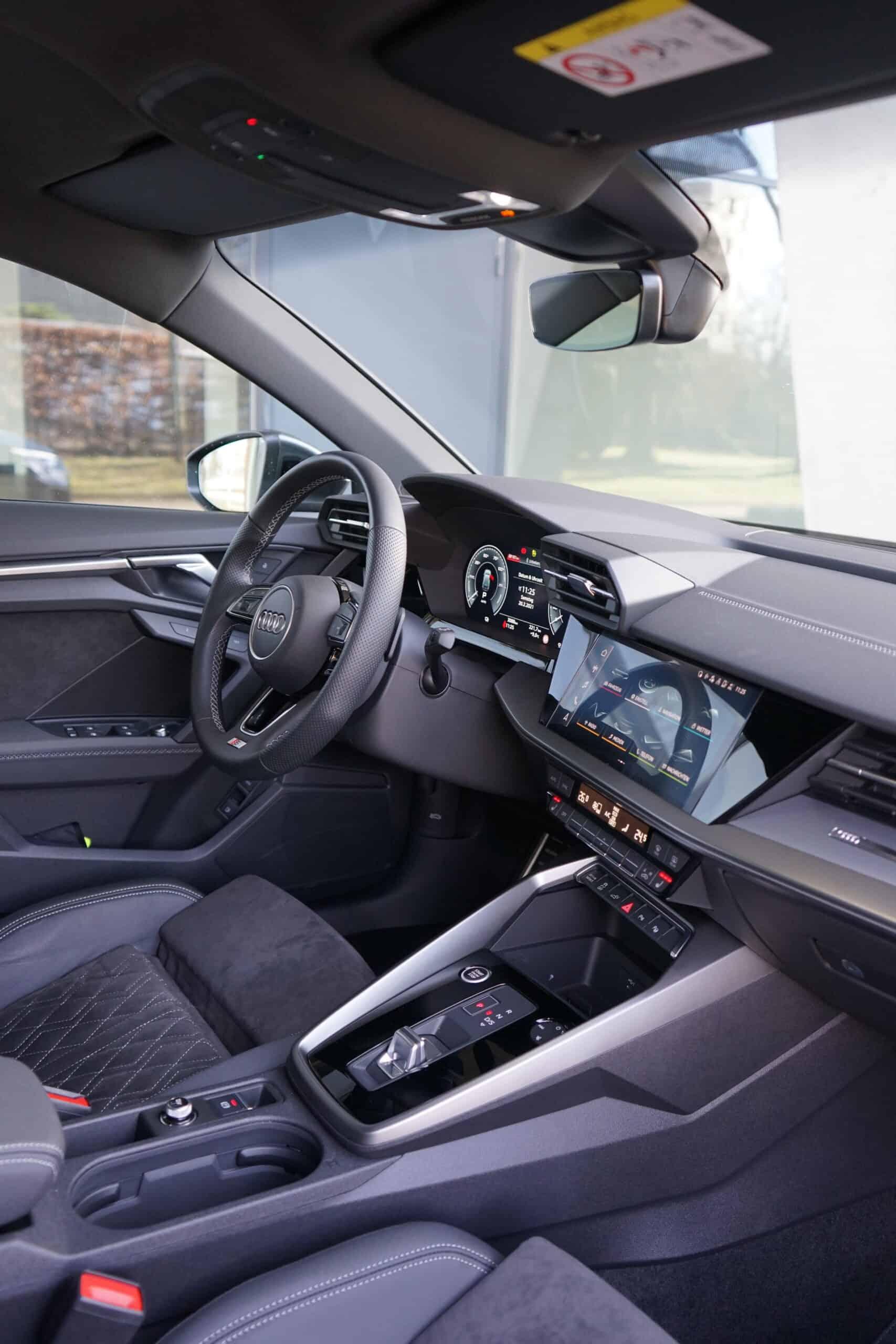 (2021) Audi A3 40 TFSI e - Was bringt der E-Motor?
