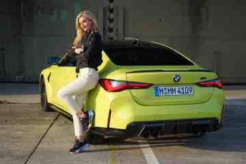 BMW M3 & BMW M4, NinaCarMaria