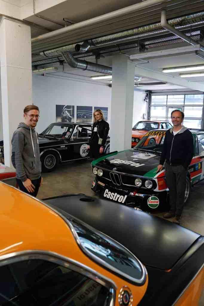 50 Jahre BMW 3.0 CSL - unvergessen: Sonderschau in Böblingen