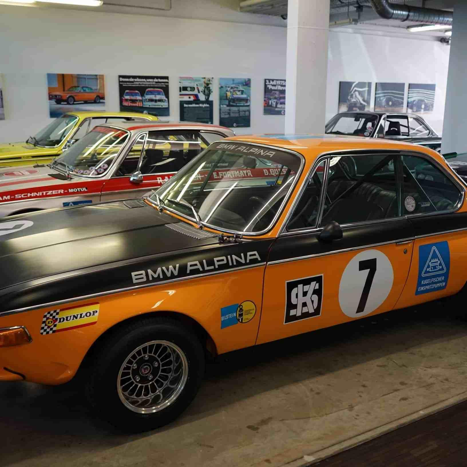Sonderschau BMW 3.0 CSL