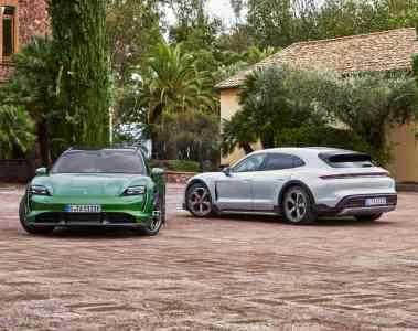 Porsche Taycan Cross Turismo -Flexibles Elektroauto?