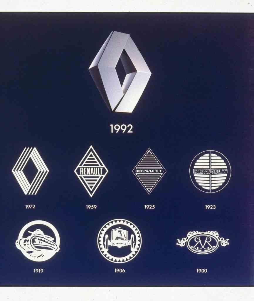 Neues #Renault-Logo