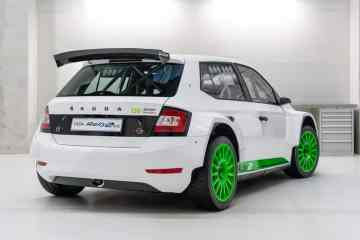 Skoda Fabia Rally2 Evo Edition 120