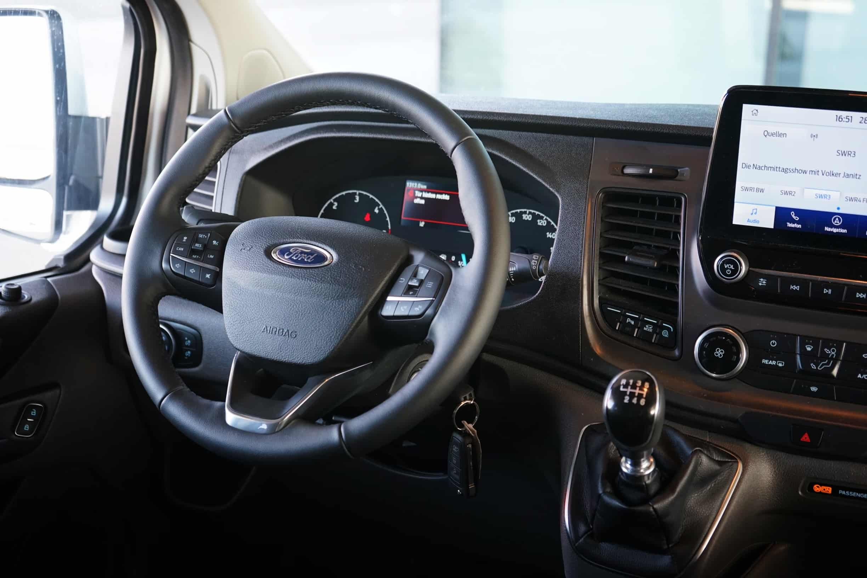 Bürstner Copa - Neuer CamperVan auf Ford Transit Basis