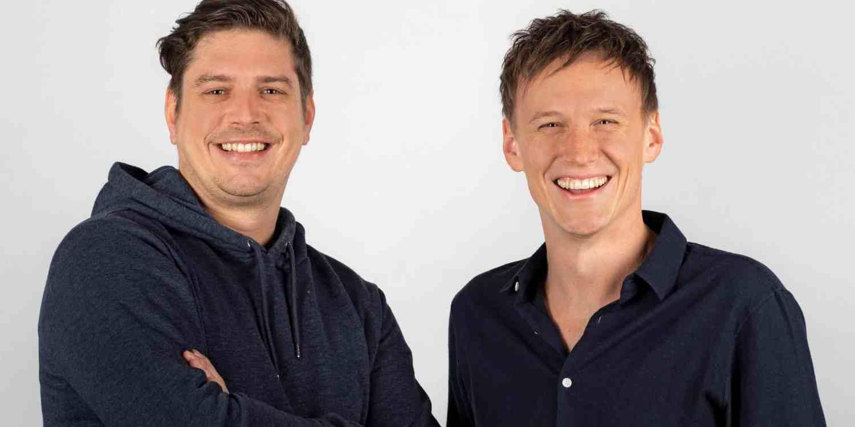 Autoleasing: Wo lauern die Fallen?, Null-Leasing Gründer Sebastian Bußhardt und Daniel Seifert