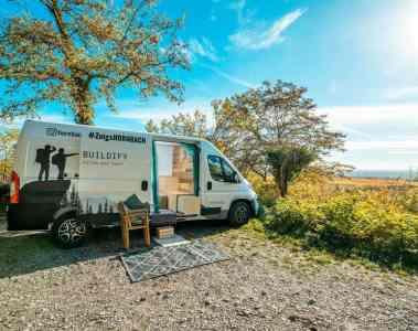 Campingbus zum Selbermachen: Beim Ausbau hilft der Baumarkt