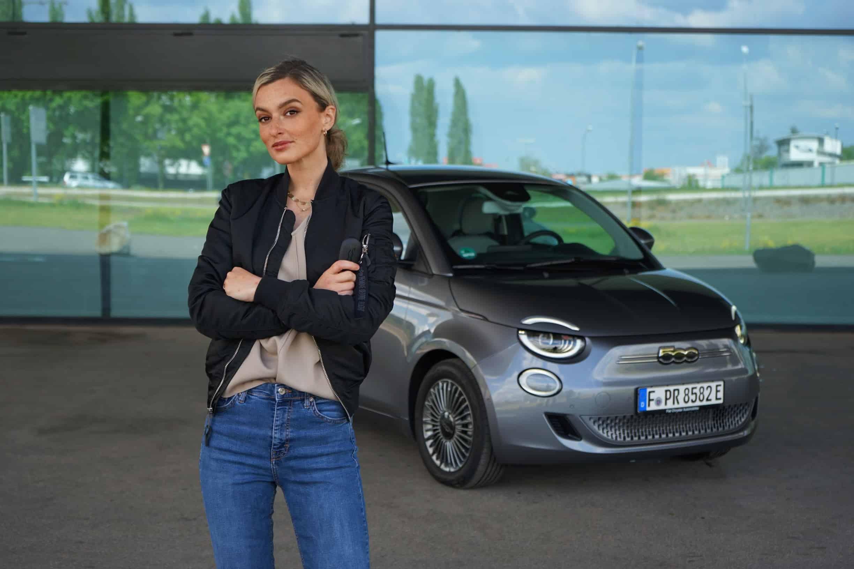 (2021) Fiat 500e ICON