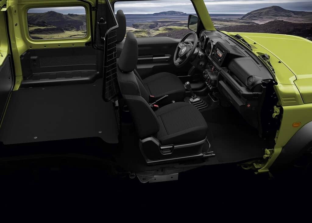 Suzuki Jimny NFZ.