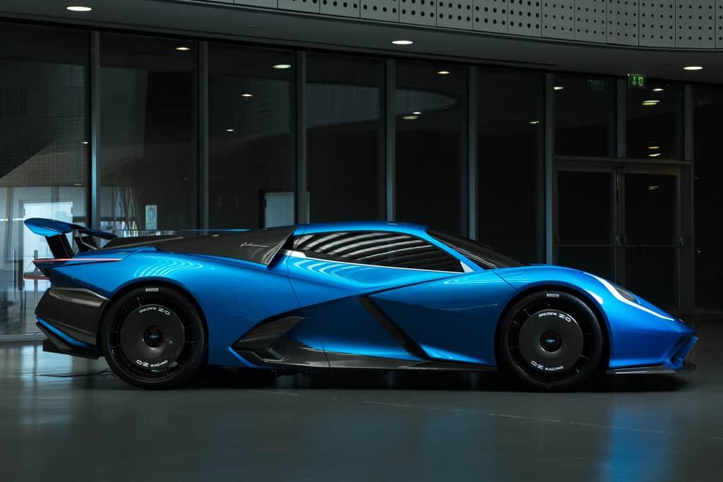 Elektro-Supersportwagen Fulminea