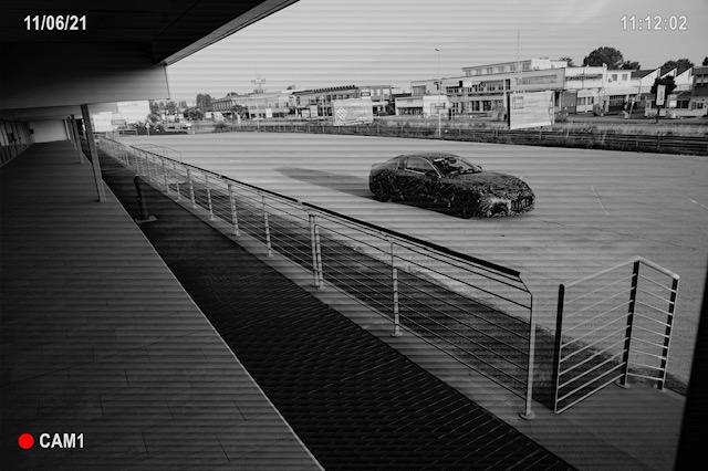 Maserati GranTurismo Prototyp