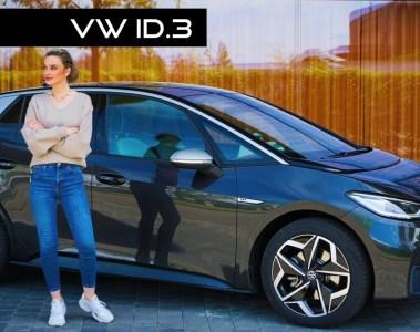 VW ID.3 - Was kann der elektrische City-Flitzer? - Review I Test