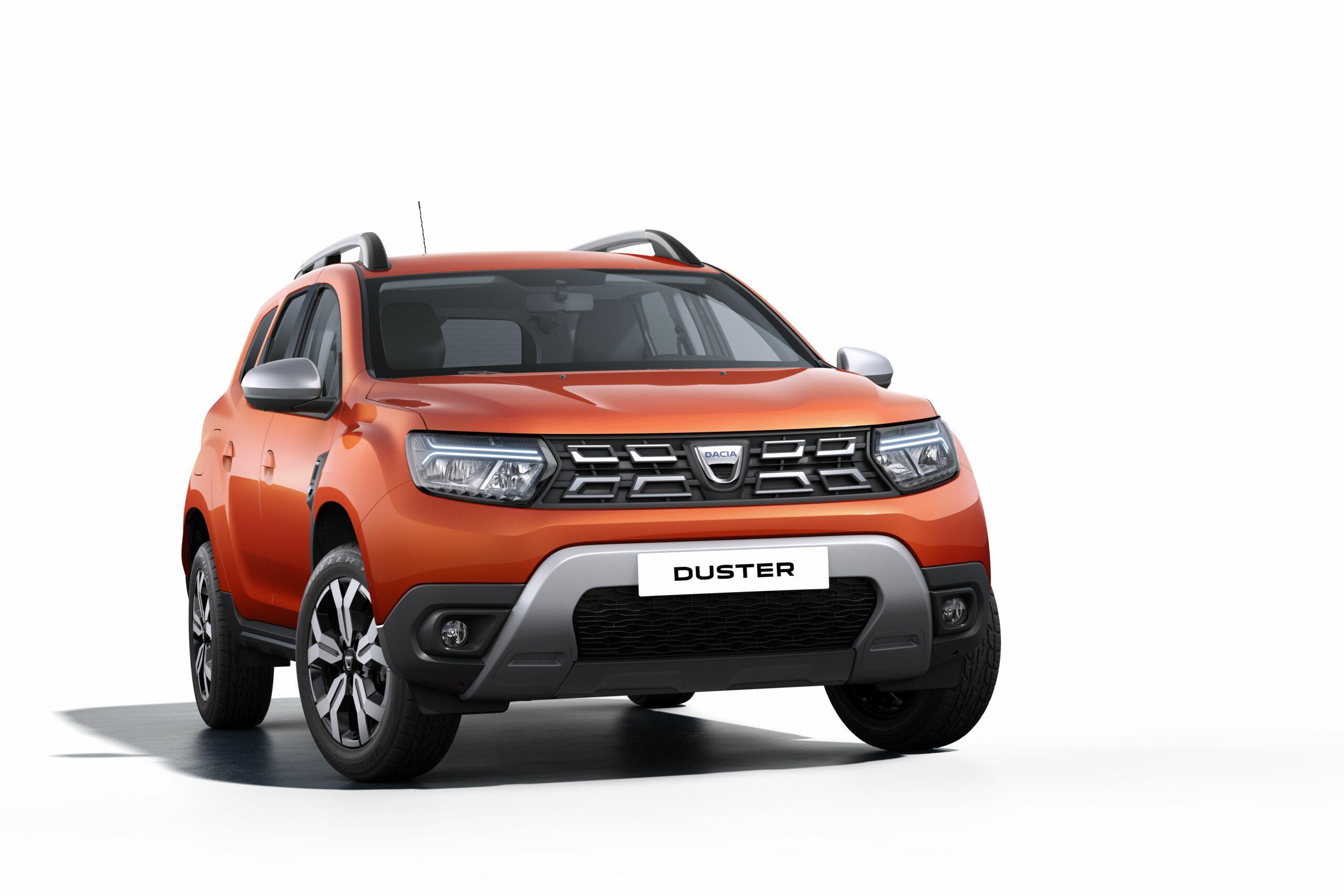 Dacia Duster (2022)