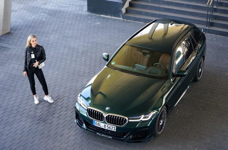 BMW ALPINA B5 Touring 2021 - Was macht einen ALPINA aus?