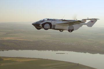 Flugauto Aircar