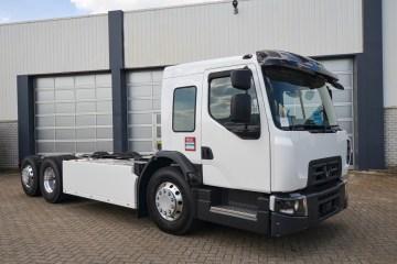 Renault Trucks bietet vollelektrisches Müllfahrzeug an
