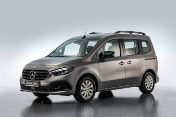 Mercedes-Benz Citan mit Camping-Modulen von VanEssa