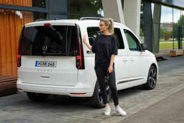 VW Caddy (2022) - Neue, DIGITALE Features im praktischen Alltagsbegleiter