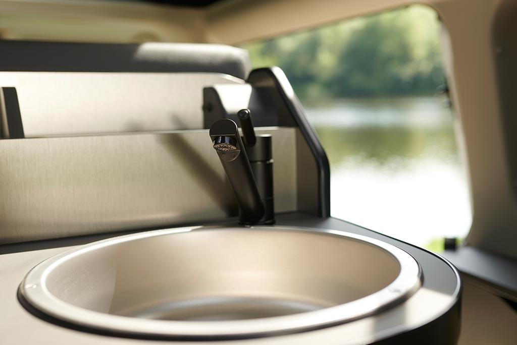 Ford Nugget Active - die komfortable Ausstattungsvariante