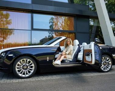 (2021) Rolls Royce Dawn - Das teuerste und luxuriöseste Cabrio
