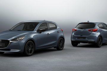 Sondermodell Homura für neuen Mazda2
