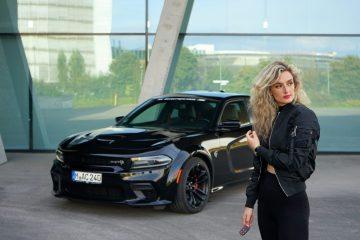 Dodge Charger Hellcat SRT Widebody, NinaCarMaria