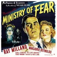 Ministerium der Angst | der Film Noir