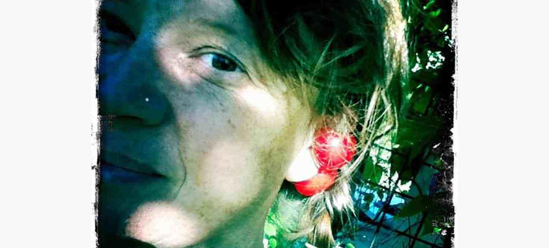 Kirschen Ohrring