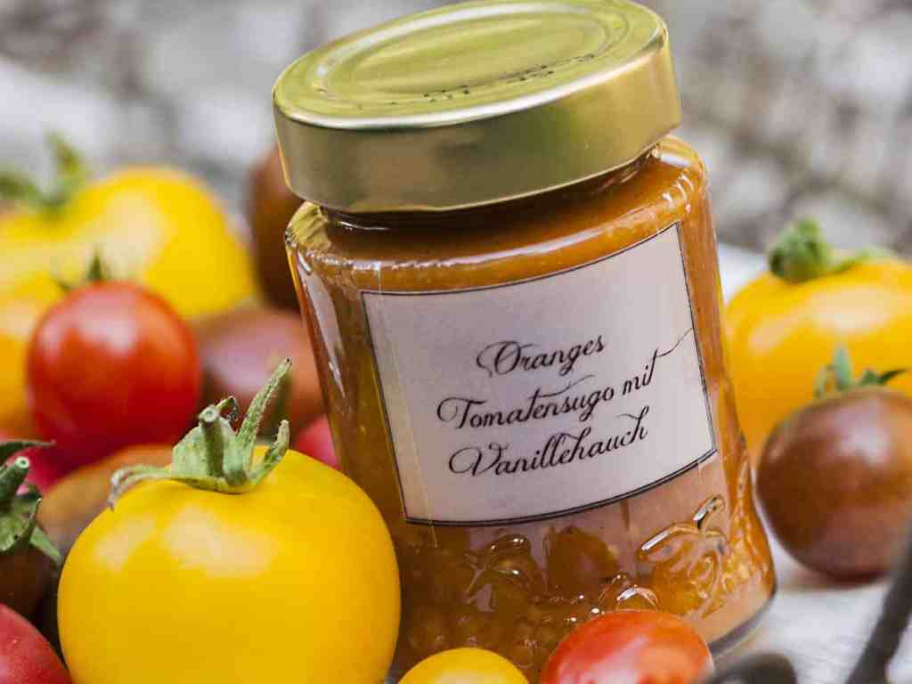tomatensugo Rezept