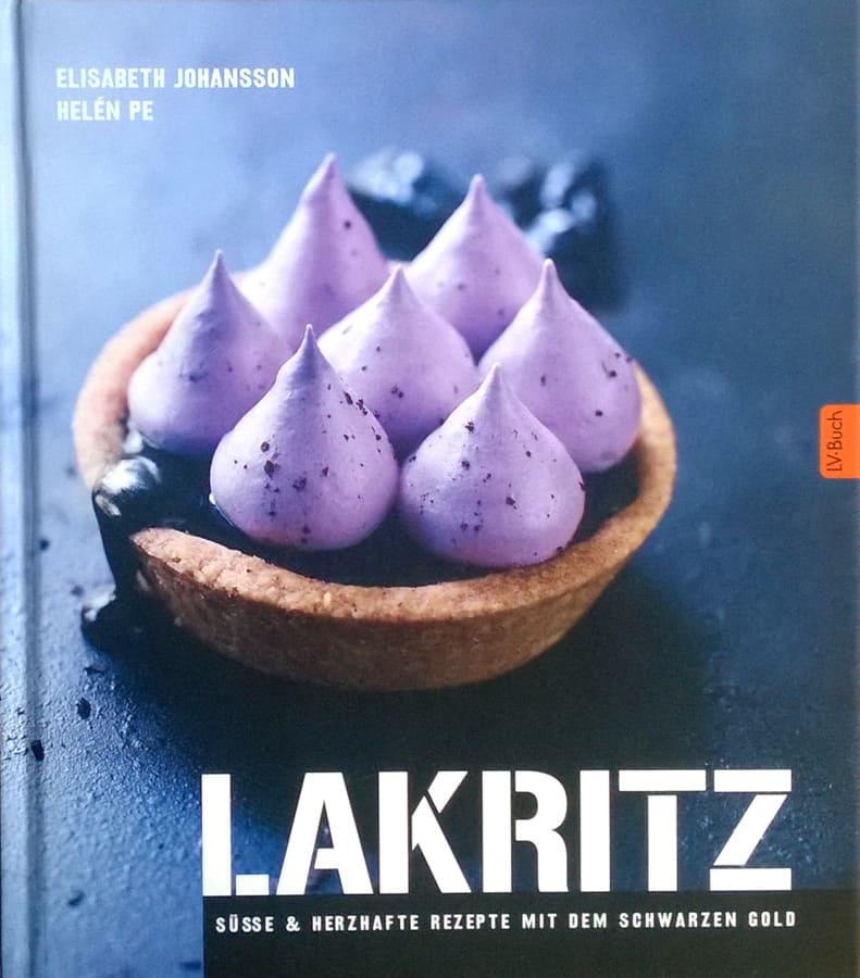 Kochbuch Lakritz