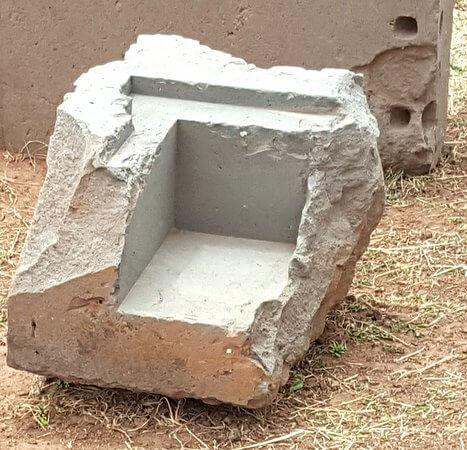 Ruinen in Puma Punku