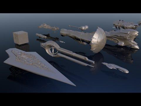 Interstellar Spaceships - Prinzipien des Designs