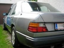 Bernds Mercedes im Detail