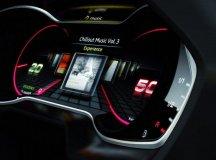 Luxuswagen und das Elektroauto der Zukunft